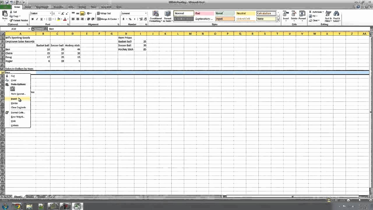 Sales Tracker Template Excel Elegant How to Use Excel Tutorial 4 Sales Tracking