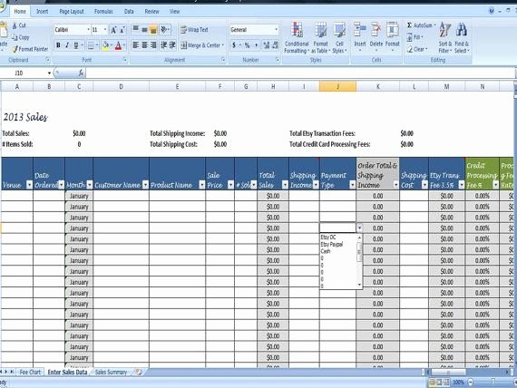 Sales Tracking Spreadsheet Template Beautiful Monthly Sales Tracking Template Direct Sales Planner