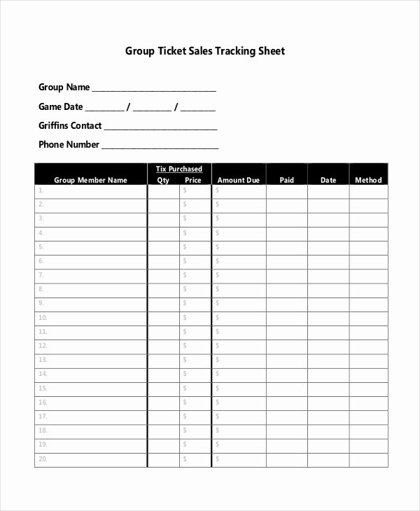 Sales Tracking Spreadsheet Template Elegant Spreadsheet Template – 16 Free Word Pdf Documents