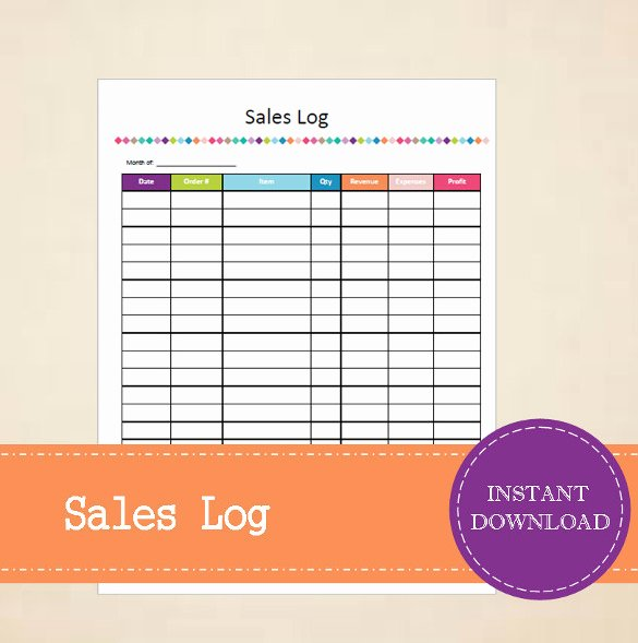 Sales Tracking Spreadsheet Template Fresh 10 Sales Tracking Templates – Free Sample Example format