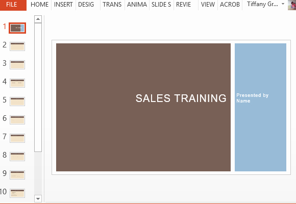 Sales Training Program Template Fresh Business Sales Training Template for Powerpoint