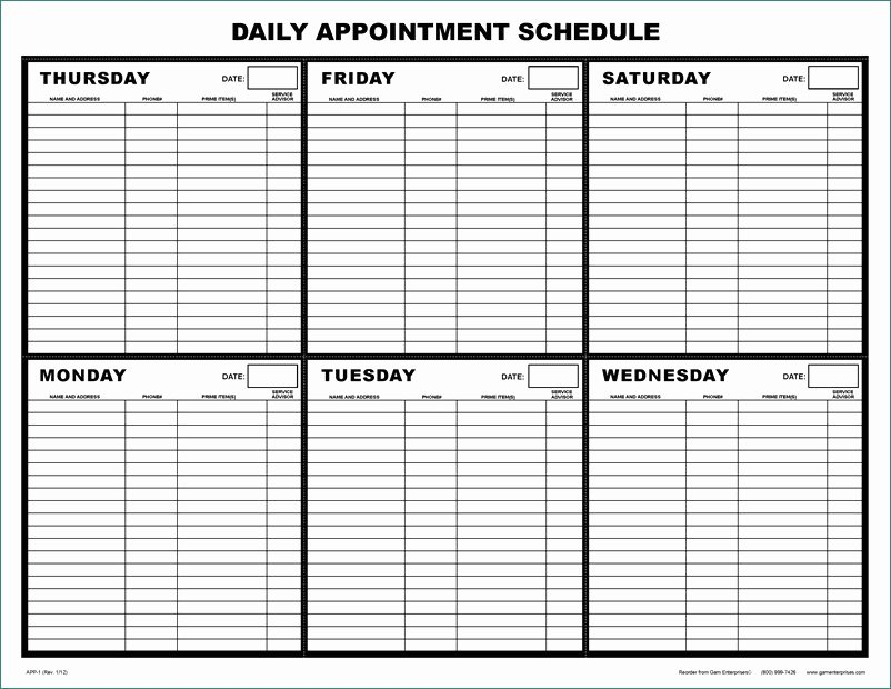 Salon Appointment Book Template Best Of Salon Appointment Book Template Petite Appointment