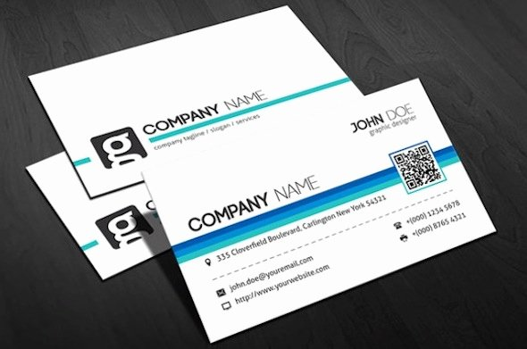 Sample Business Card Template Best Of 20 Latest Free Business Card Psd Templates – Neo Design