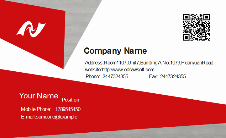 Sample Business Card Template Best Of Technician Business Card Template