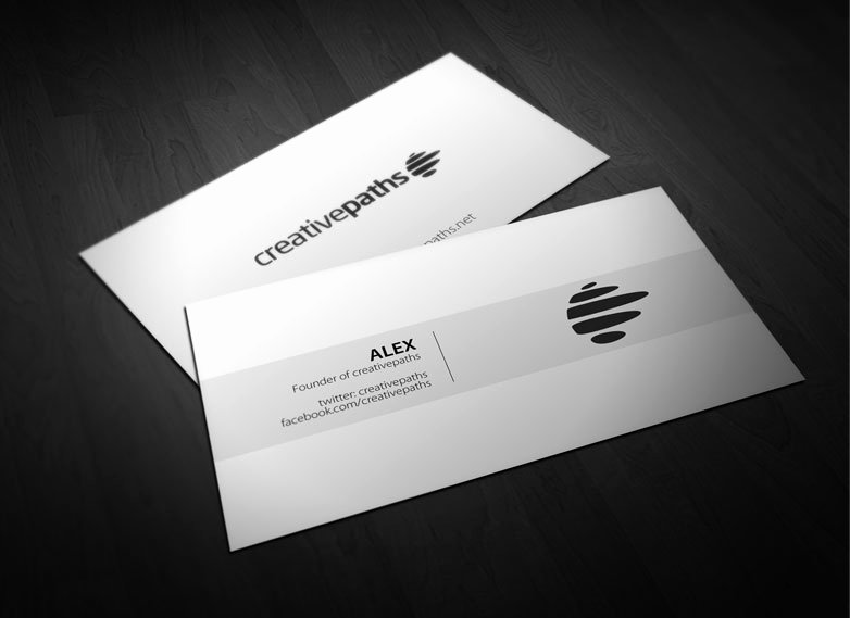Sample Business Card Template Inspirational 40 Really Creative Business Card Templates