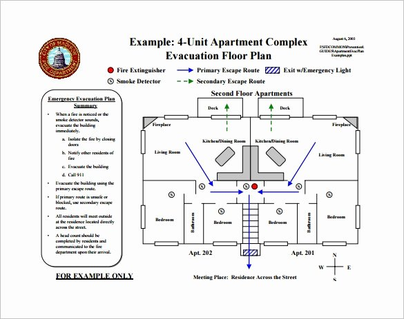Sample Emergency Evacuation Plan Template Awesome 12 Evacuation Plan Templates Google Docs Ms Word