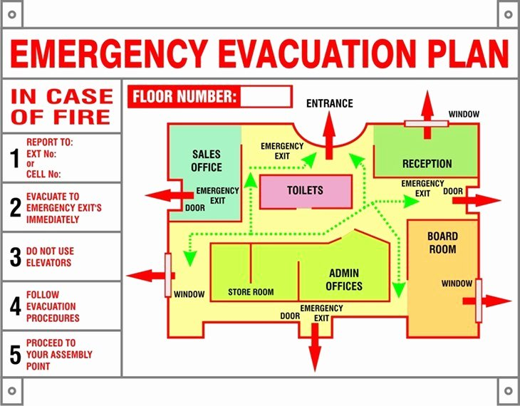 Sample Emergency Evacuation Plan Template Awesome Evacuation Plan Template south Africa Templates Resume