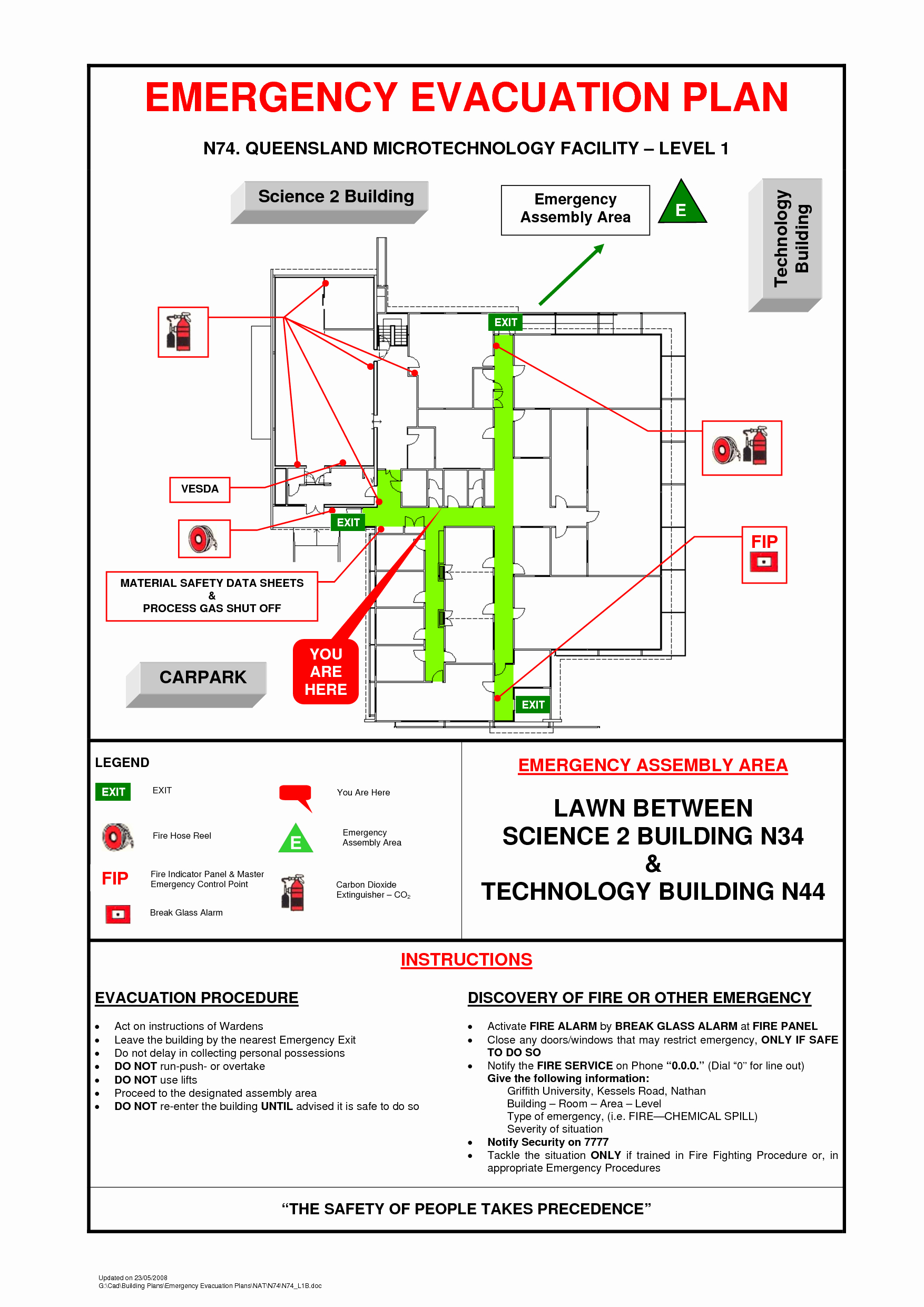 Sample Emergency Evacuation Plan Template Lovely Emergency Exit Plan Template Templates Data