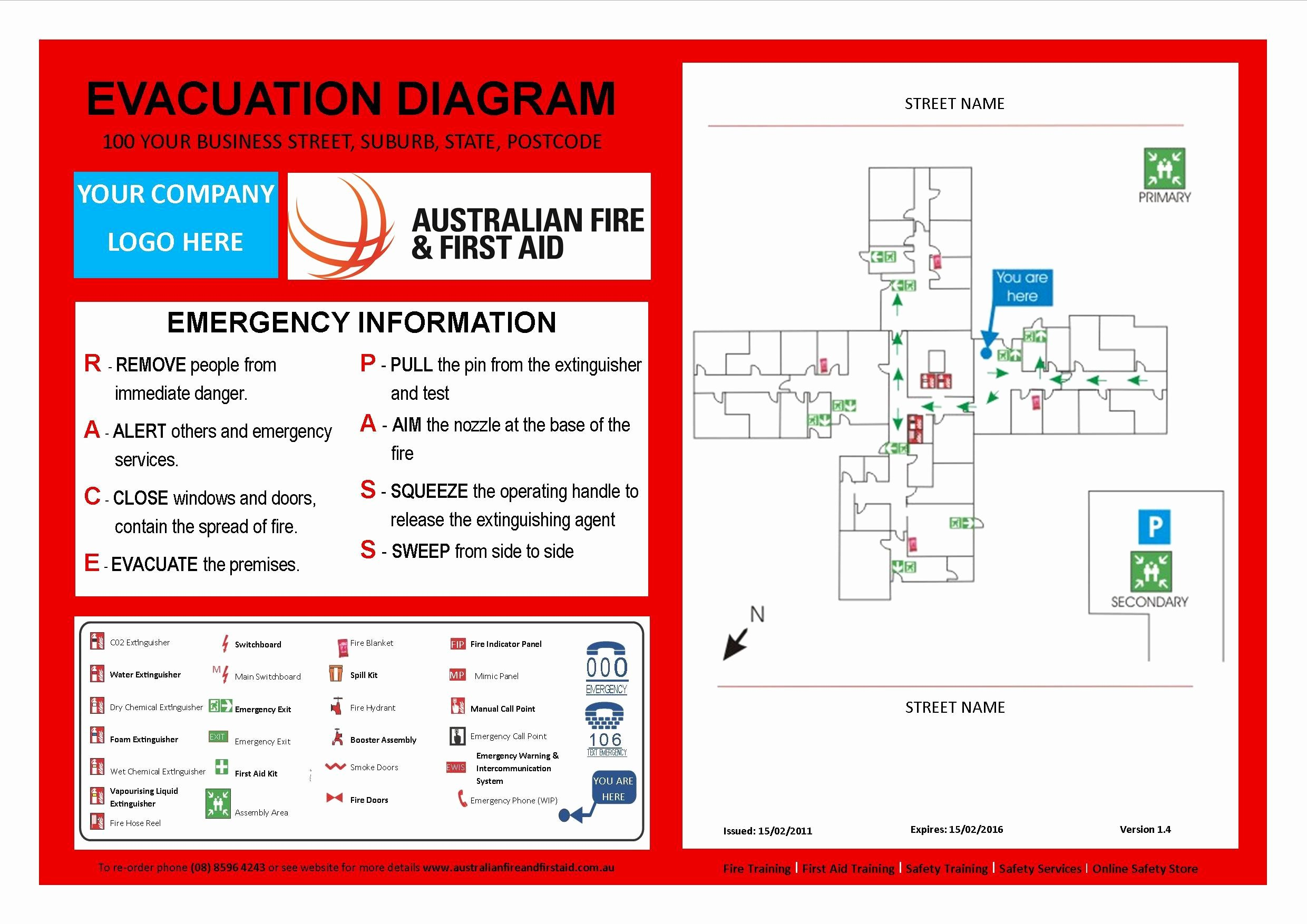 Sample Emergency Evacuation Plan Template Lovely Evacuation Plan Template Australia Templates Resume