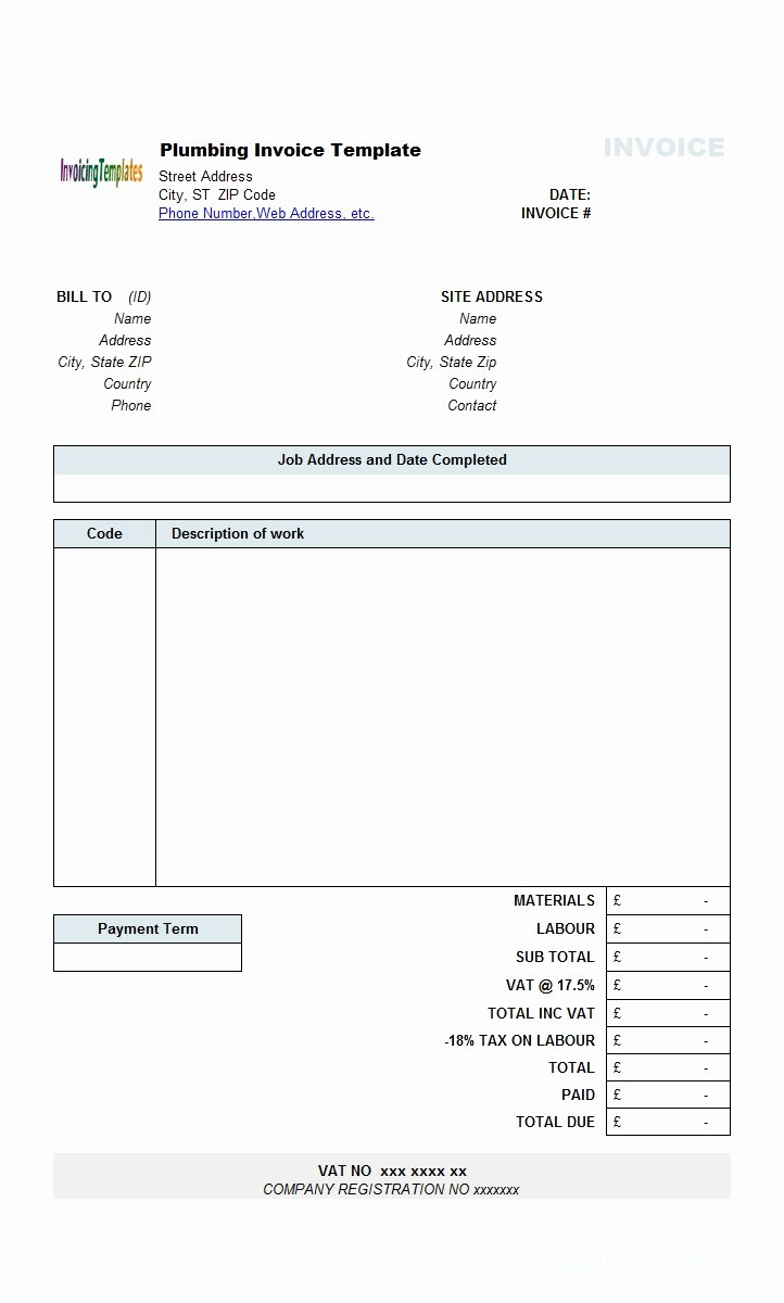 Sample Invoice Template Excel Best Of Free Invoice Template Uk Excel Invoice Template Ideas