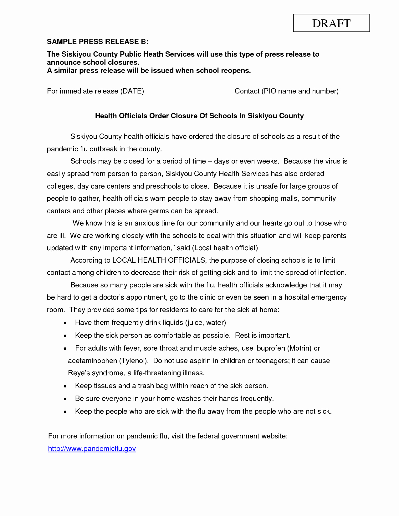 Sample Press Release Template Beautiful 7 Best Of Sample Press Release Campaign Political