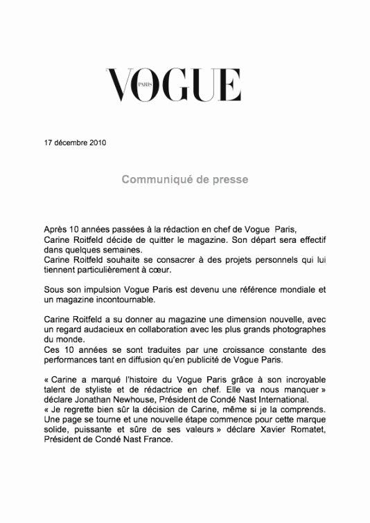 Sample Press Release Template Luxury Fashion Press Release Google Search