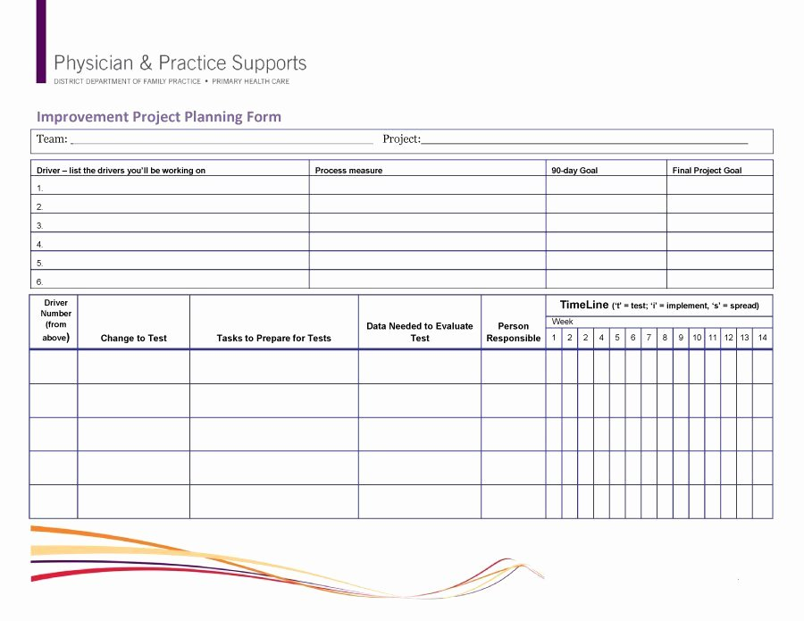 Sample Project Plan Template Inspirational 48 Professional Project Plan Templates [excel Word Pdf
