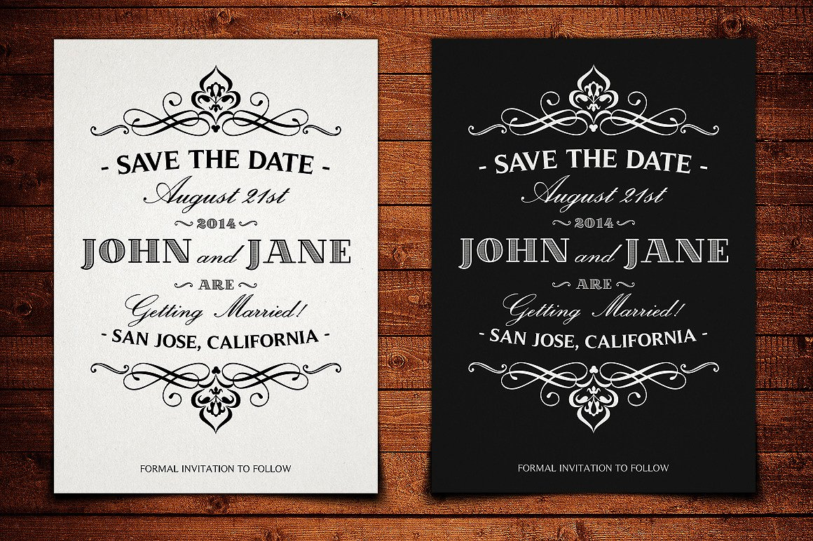 """Save the Date Postcard Template Beautiful 25 Stunning """"save the Date"""" Designs"""