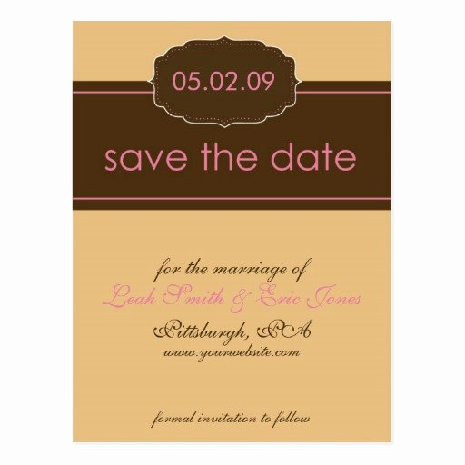 Save the Date Postcard Template Best Of Save the Date Postcard Template