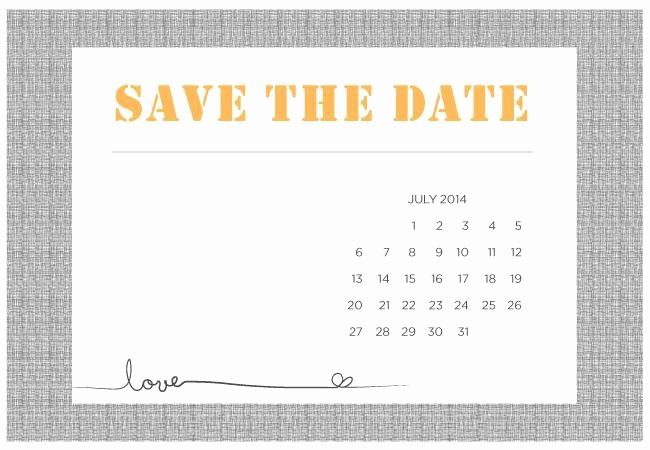 Save the Date Postcard Template Fresh Save the Date Templates Free
