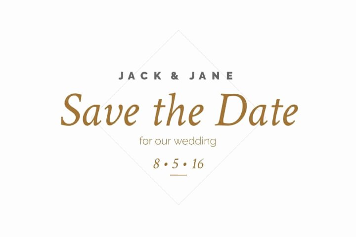 Save the Date Postcard Template Inspirational Save the Date Postcard Templates & Examples