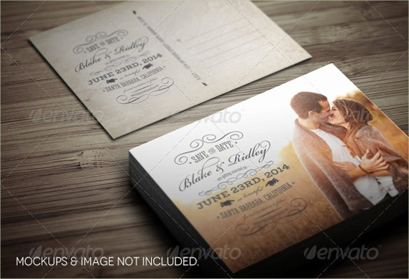 Save the Date Postcard Template Luxury Save the Date Postcard Template – 25 Free Psd Vector Eps
