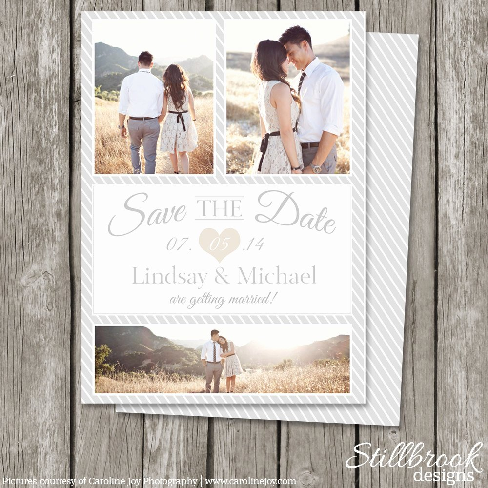 Save the Date Postcard Template New Save the Date Template Card Printable Save the Date