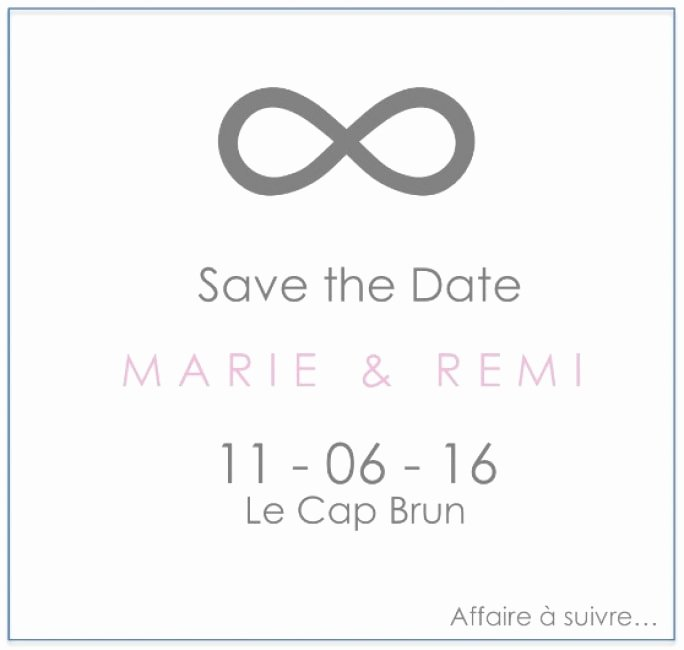 Save the Date Powerpoint Template Best Of Aide Pour Créer Nos Save the Date organisation Du