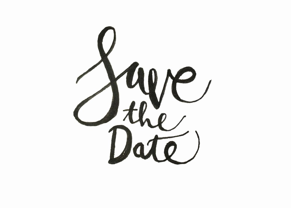 Save the Date Powerpoint Template Fresh Save the Date