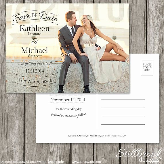 Save the Date Powerpoint Template Lovely Incredible Designing Save the Date Postcards Templates