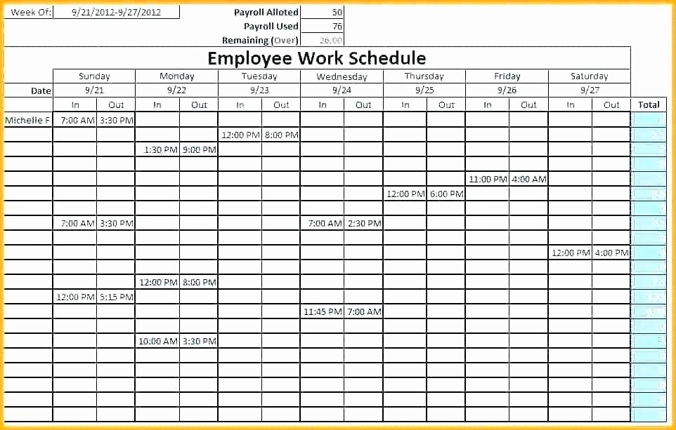 Schedule Of Availability Template Inspirational Schedule Availability Template – Voipersracing