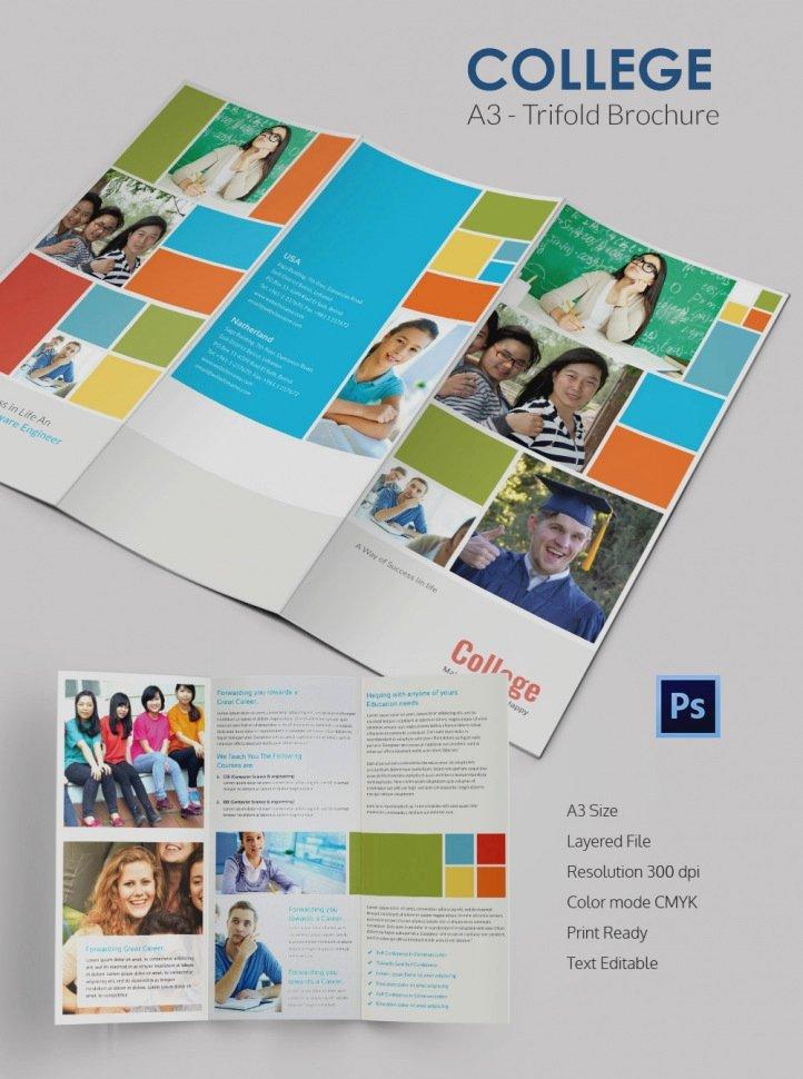 School Brochure Template Free Fresh 50 Fresh School Brochure Template Free