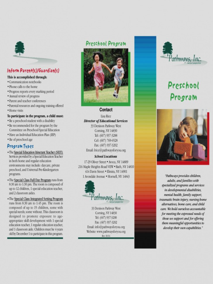 School Brochure Template Free Inspirational Amuya Brochures – Page 5 – Design Your Own Professional