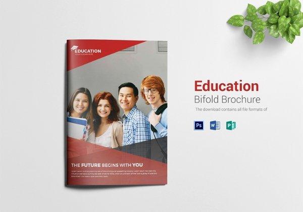 School Brochure Template Free Luxury 24 School Brochure Psd Templates & Designs
