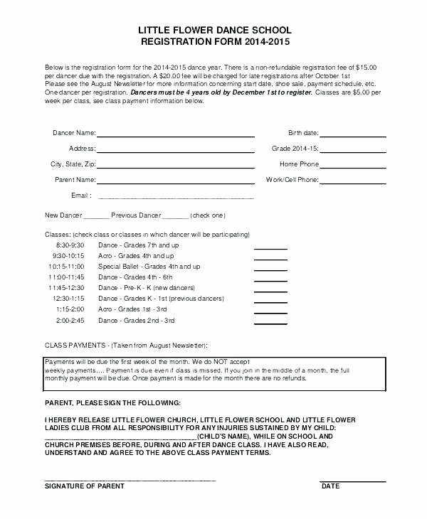 School Registration forms Template Unique Web form Templates Customize Use now event Registration