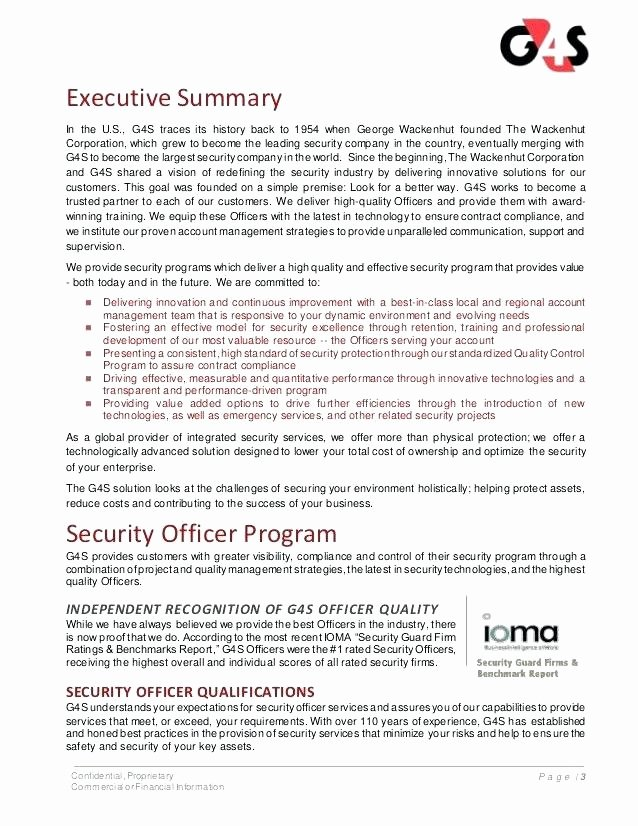 Security Guard Contract Template Lovely Security Guard Service Agreement Awesome Sample Contract