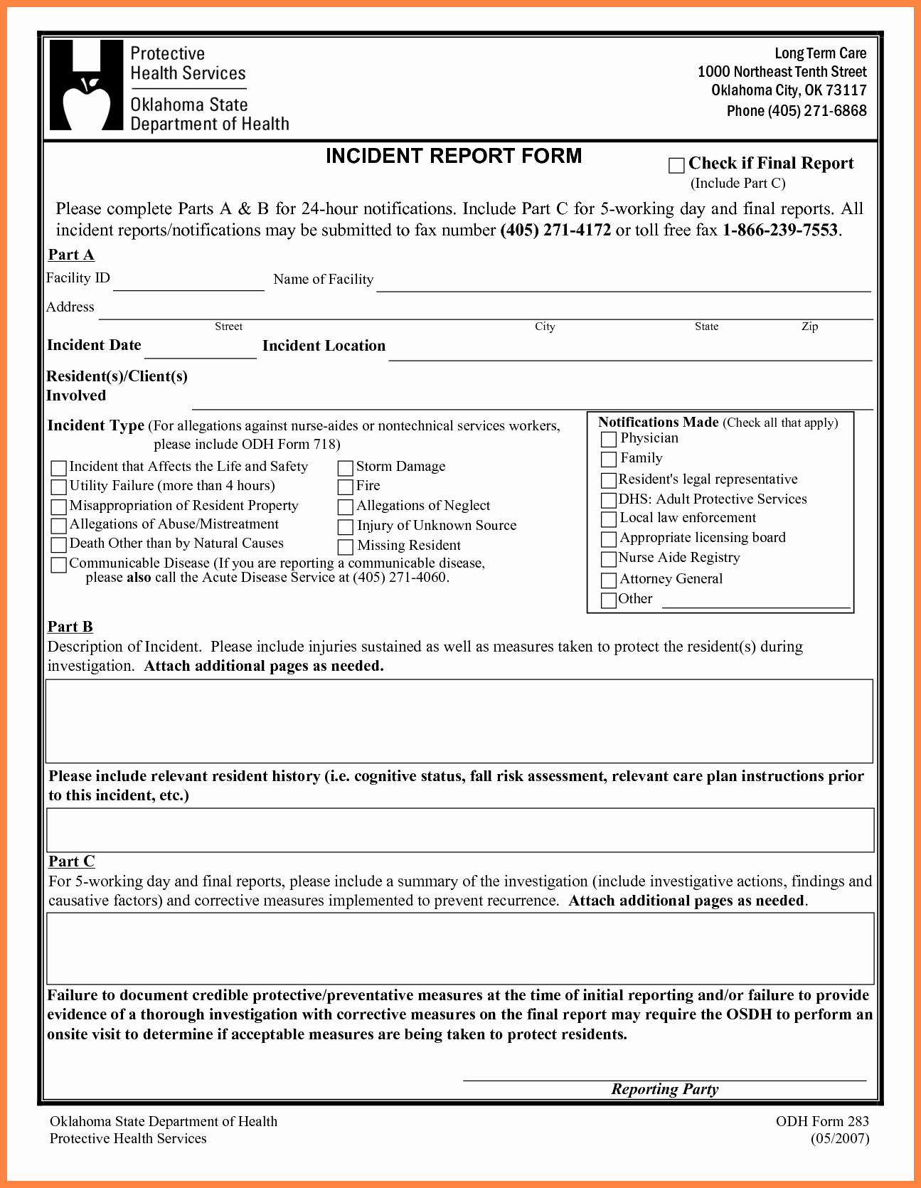 Security Incident Report Template Word Fresh 4 Security Incident Report Template Word