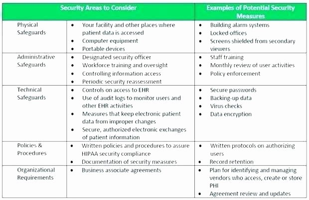 Security Risk Analysis Template New Risk assessment Survey Template – Ibbafo