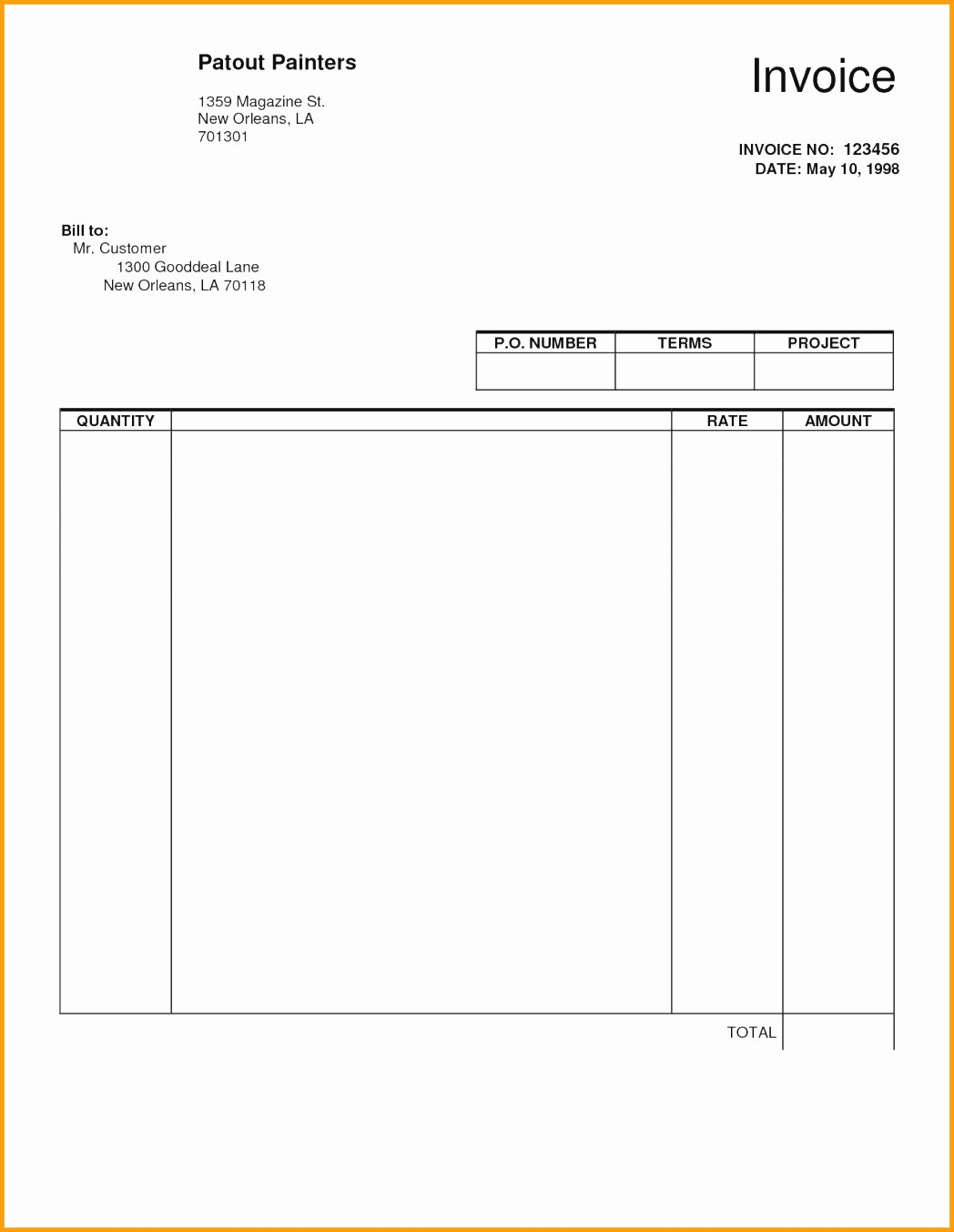 Self Employed Invoice Template Beautiful Self Employed Invoice Template Word 10 Colorium Laboratorium