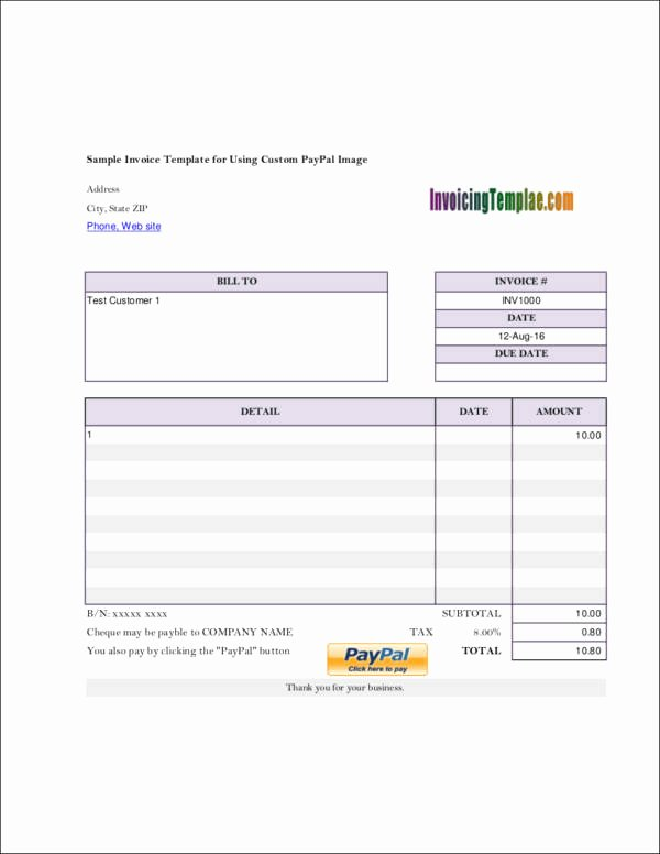 Self Employed Invoice Template Inspirational 9 Self Employed Invoice Samples & Templates – Pdf