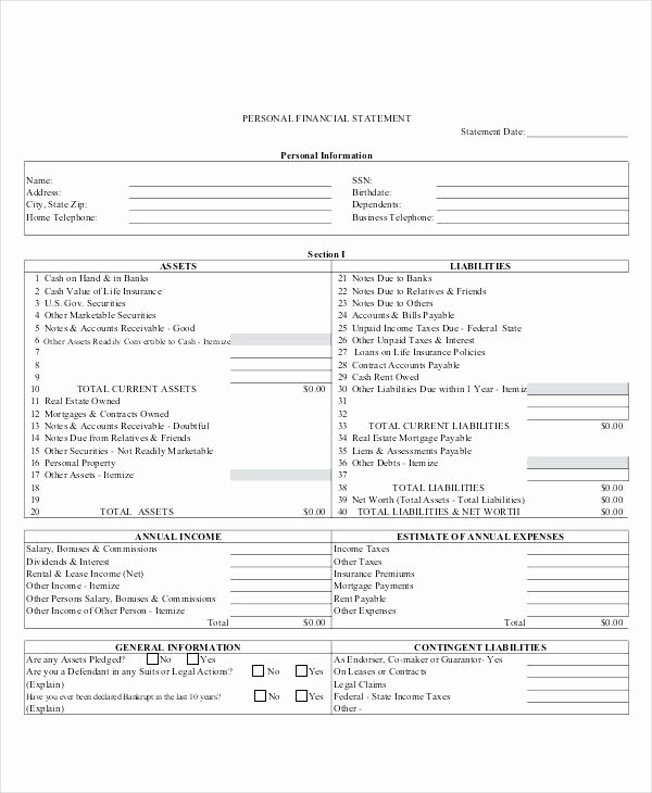 Self Employment Income Statement Template Best Of Balance Sheet Template Self Employment In E Statement 1