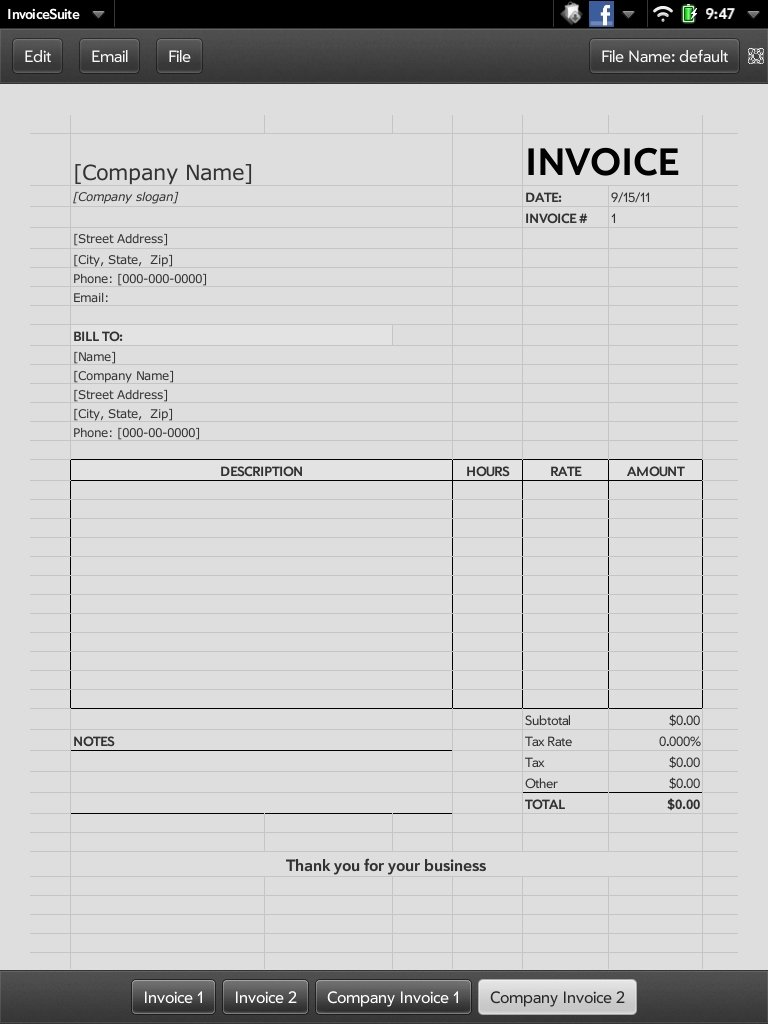 Self Employment Invoice Template Awesome Self Employment Invoice Invoice Template Ideas