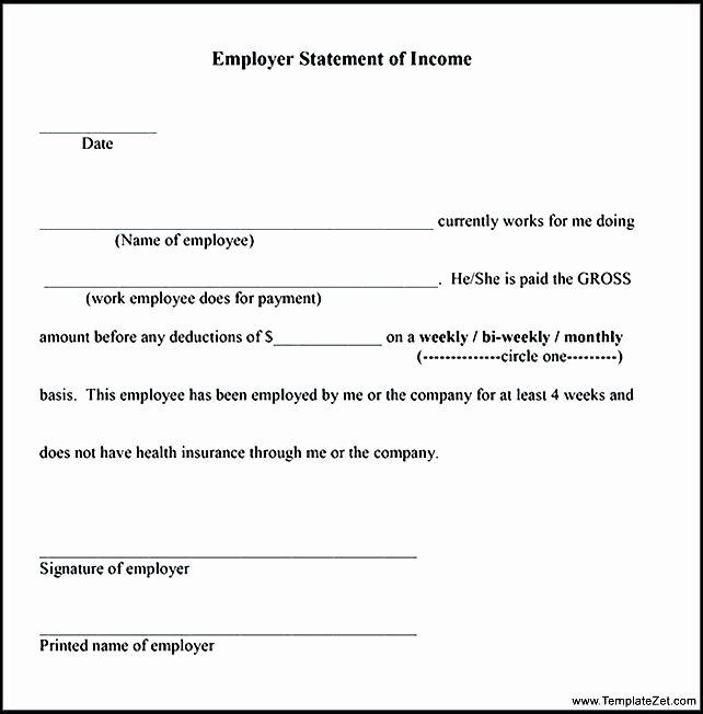 Self Employment Letter Template Beautiful In E Verification Job Declaration Letter Employment