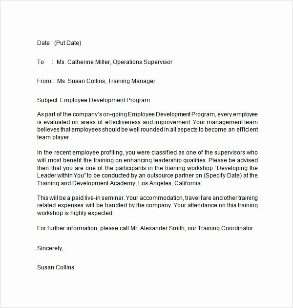 Self Employment Letter Template Lovely Employment Letter 7 Free Doc Download
