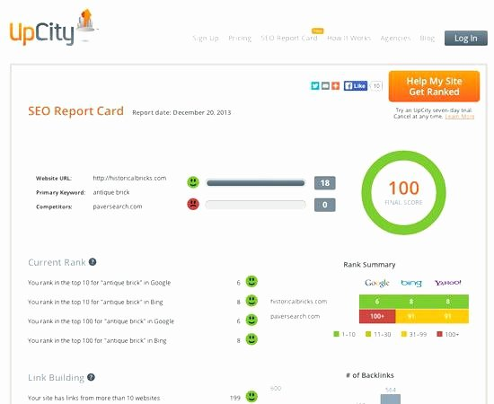 Seo Audit Report Template Unique 3 Website Audit Report Template Site format Sample