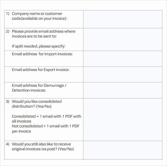 Service Invoice Template Pdf Beautiful 34 Printable Service Invoice Templates
