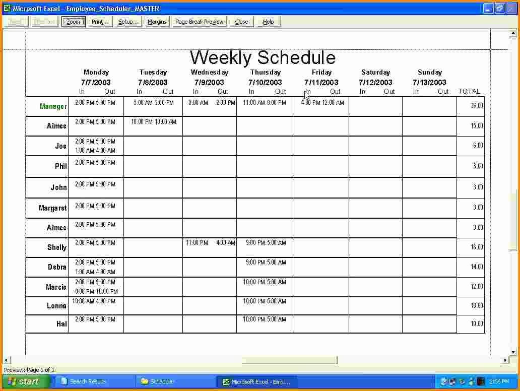 Shift Work Calendar Template Best Of 7 Shift Schedule Template
