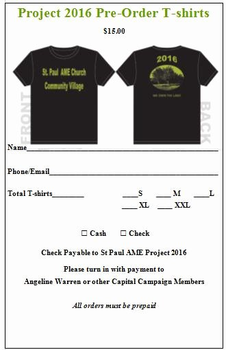 Shirt order form Template Lovely 24 T Shirt order form Template Free Download