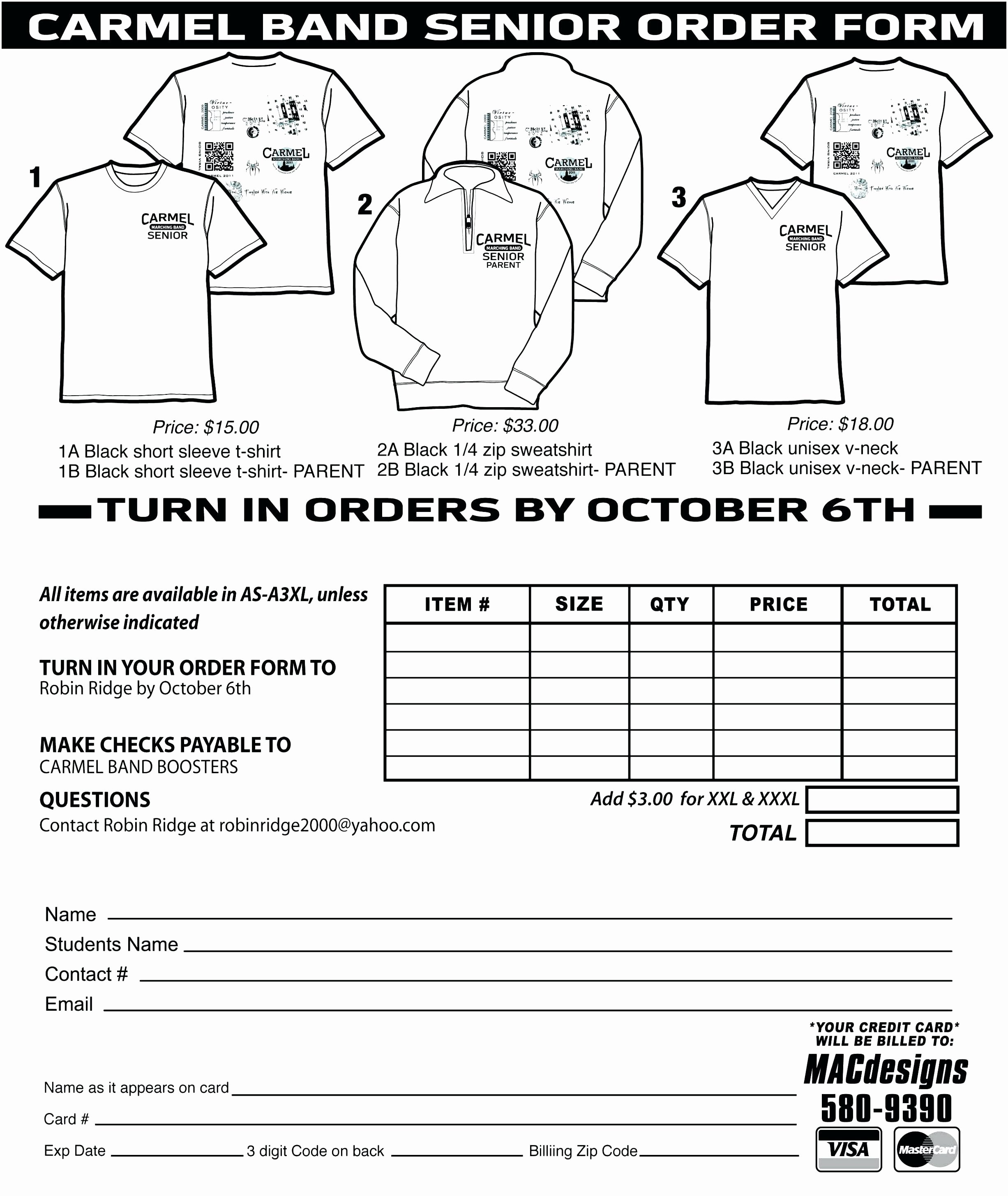 Shirt order form Template Unique Template Sample Cheque Template