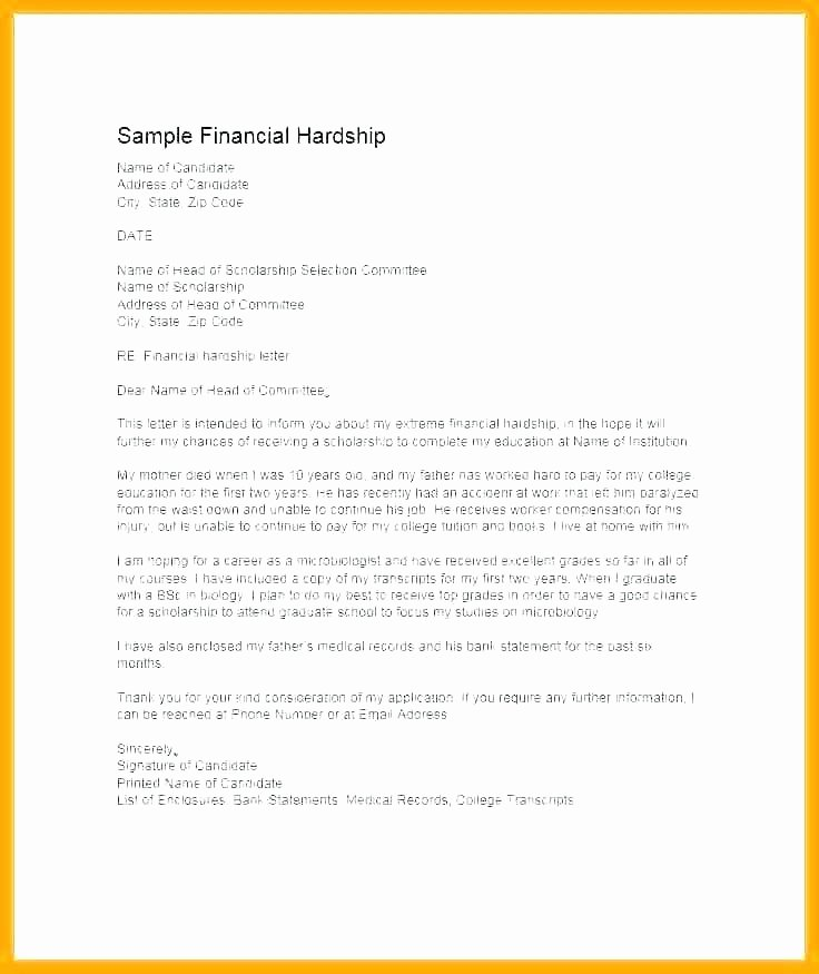Short Sale Hardship Letter Template Unique ️ Short Sale Hardship Letter Template Short Sale forms