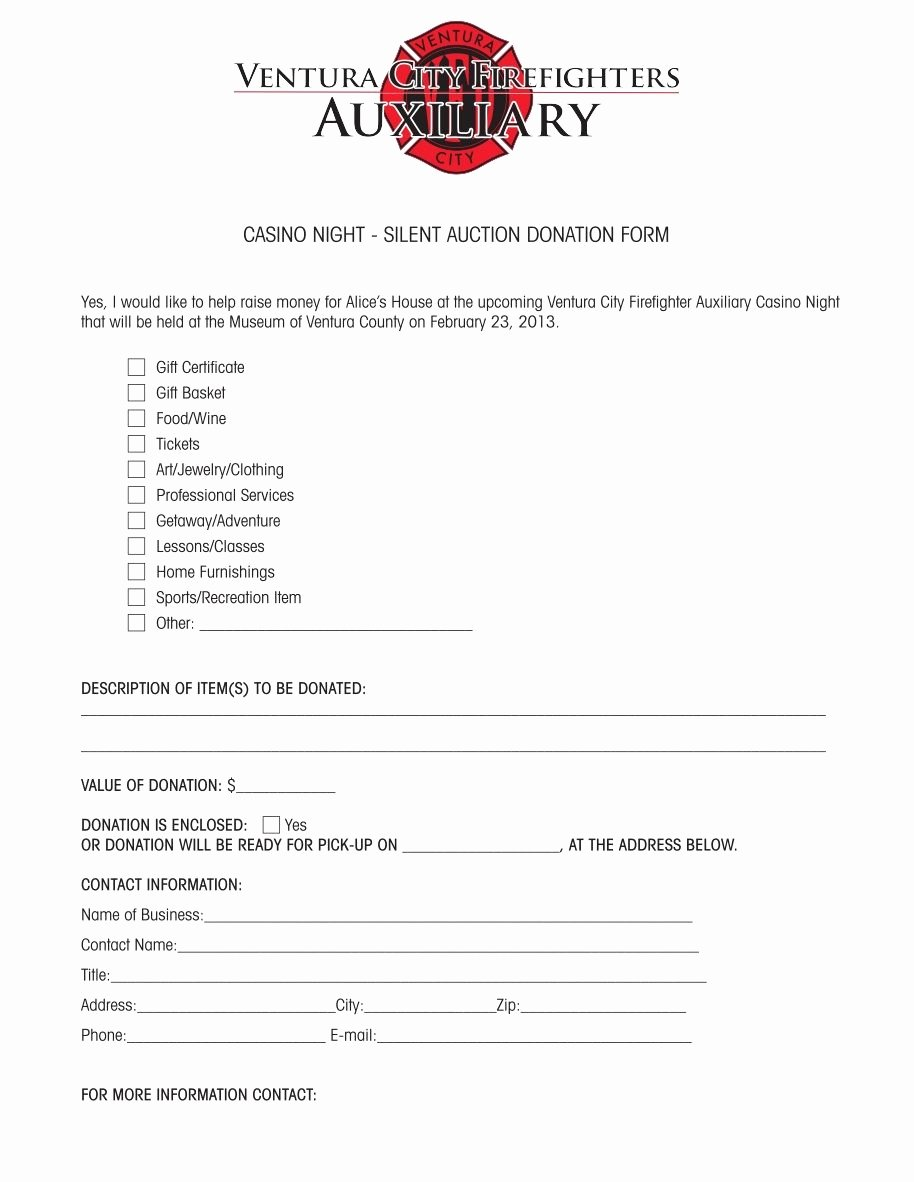 Silent Auction Donation Letter Template Luxury Well Silent Auction Donation Letter – Letter format Writing