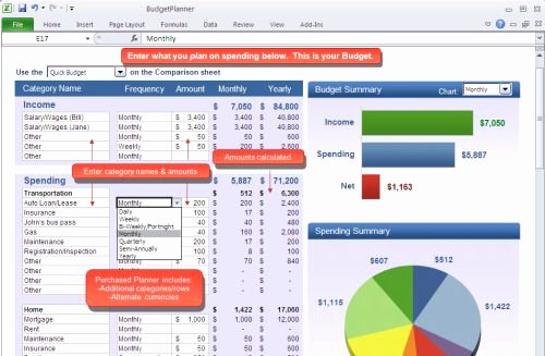 Simple Budget Template Excel Awesome 5 Household Bud Templates that Will Help if You