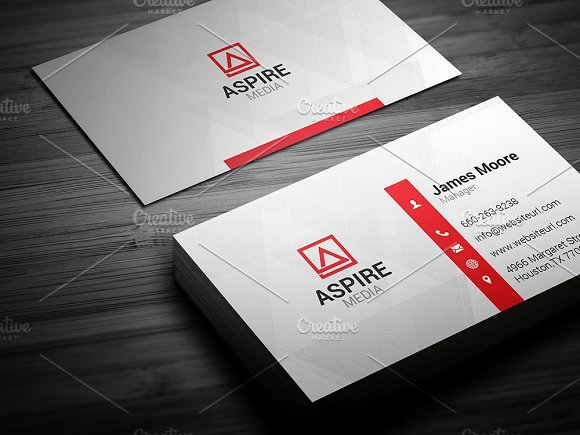 Simple Business Card Template Lovely Simple Business Card Business Card Templates Creative