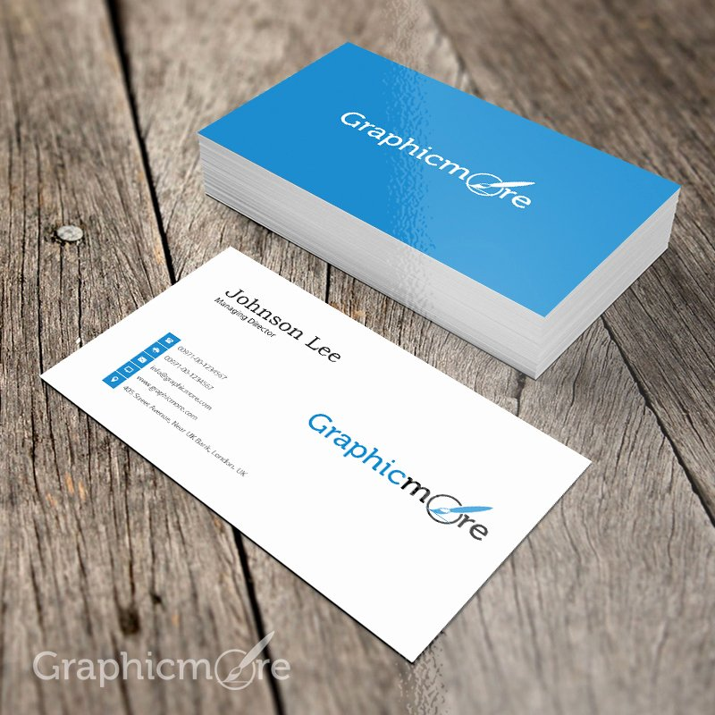 Simple Business Card Template Unique 300 Best Free Business Card Psd and Vector Templates